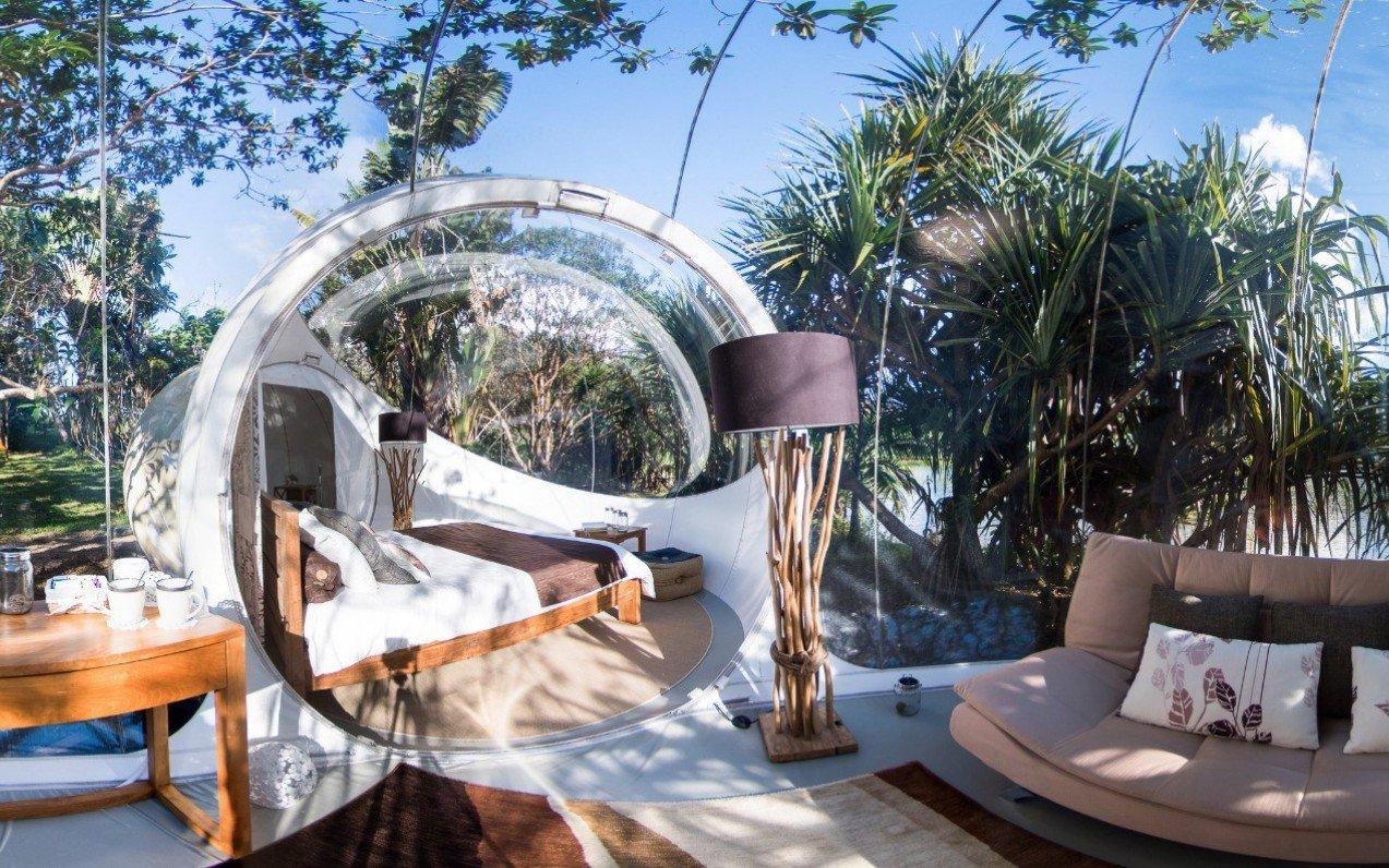 Bubble Lodge ****
