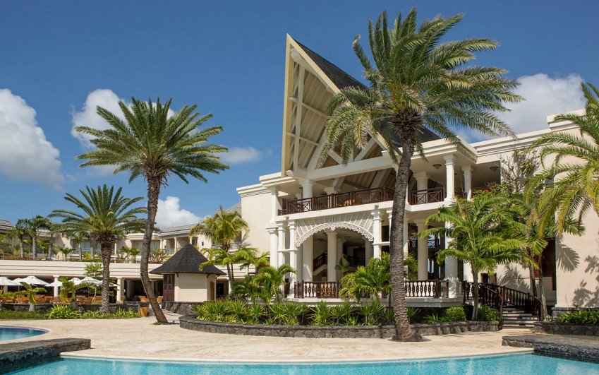 The Residence Mauritius *****