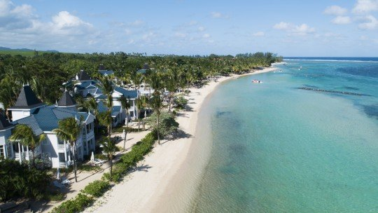 Heritage Le Telfair Golf & Spa Resort *****