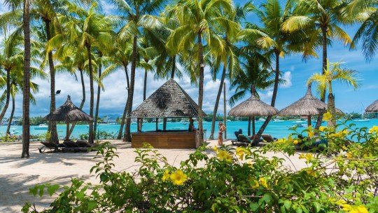 Mauricia Beachcomber Resort & Spa ****
