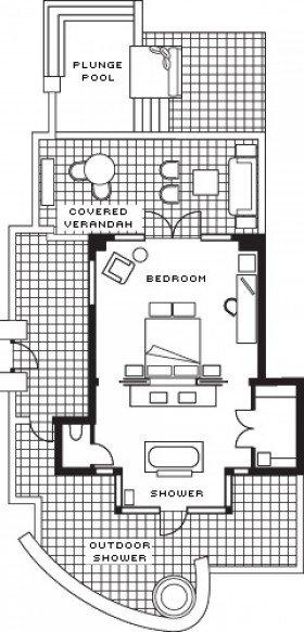 Garden Pool Villa (63 – 70 m²)