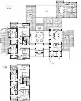 Four-bedroom Premium Deluxe Residence Villa