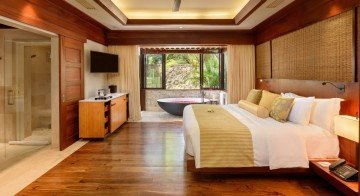 Spa Sanctuary Suite with Private Hammam