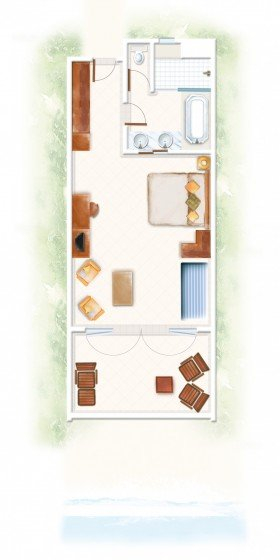 Superior Room First Floor (60 m²)