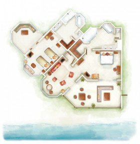 Club Luxury Family Suite