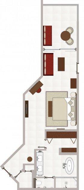 Junior Suite (63 m²)